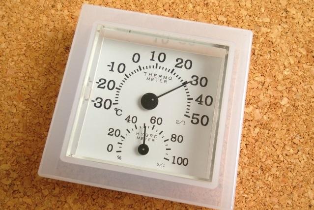 ハムスターの温度1